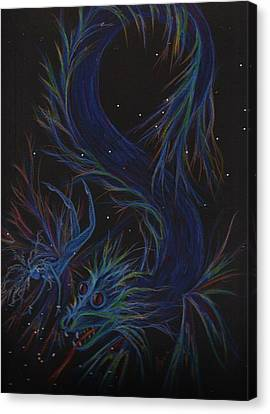 Now We Can Just Play Canvas Print by Dawn Fairies