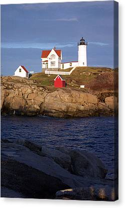 Nubble Lighthouse  Maine Canvas Print