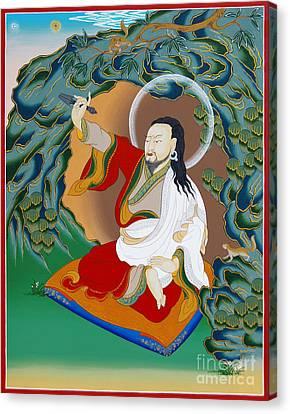Nubchen Sangye Yeshe Canvas Print