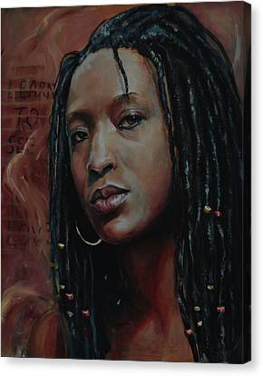 Nubian Dream 2.1 Canvas Print