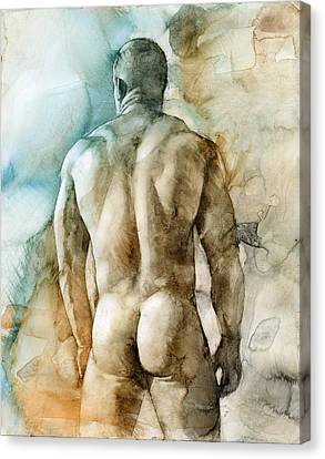 Nude 51 Canvas Print by Chris Lopez