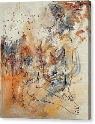 Nude 679070 Canvas Print by Pol Ledent