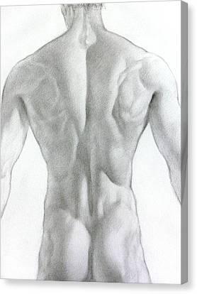 Nude 7a Canvas Print by Valeriy Mavlo