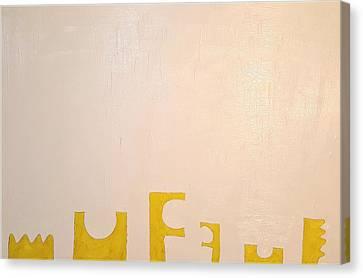 Nude No.23 Canvas Print by Radoslaw Zipper