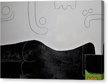 Nude No.98 Canvas Print by Radoslaw Zipper