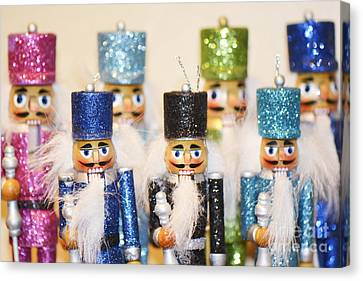 Nutcracker March Canvas Print by Traci Cottingham