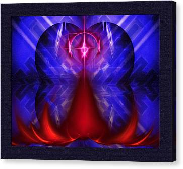 Nystical Life Canvas Print