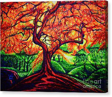 OAK Canvas Print