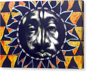 Oakland Sunshine Canvas Print by Chester Elmore