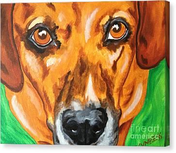 Oakley Canvas Print