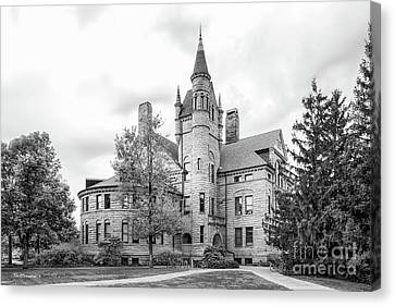 Oberlin College Peters Hall Canvas Print by University Icons