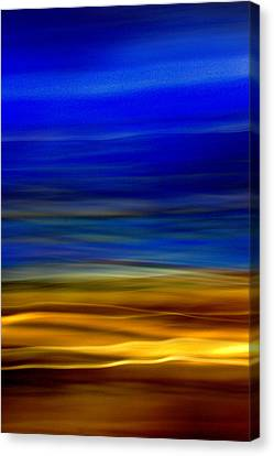 Obscure Horizons Canvas Print by Terence Morrissey