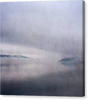 Canvas Print featuring the photograph Obscurity by Sally Banfill