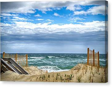 OBX Canvas Print by Ches Black