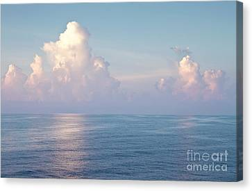 Ocean And Sky Canvas Print by Blink Images
