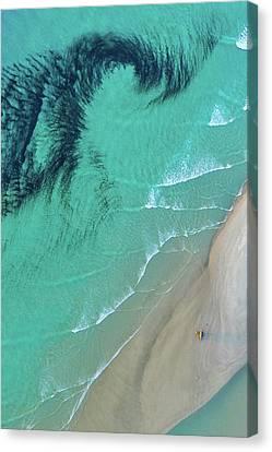 Ocean Art Canvas Print