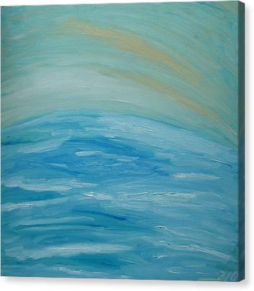 Ocean. Fantasy 29. Canvas Print