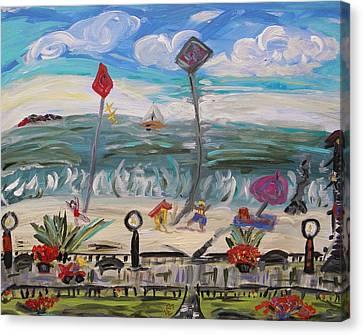 Ocean Grove Canvas Print