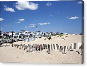 Ocean Grove Canvas Print