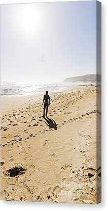 Ocean Journey Canvas Print by Jorgo Photography - Wall Art Gallery