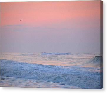 Ocean Peace Canvas Print