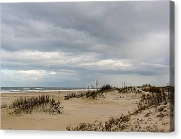 Ocean View Canvas Print by Gregg Southard