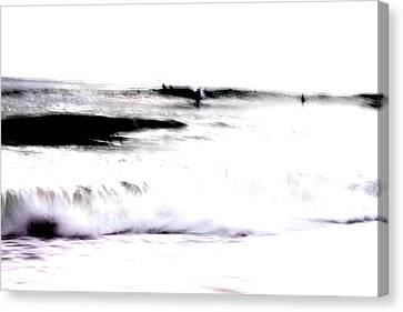 Canvas Print - Ocean Waves by Magdalena Green