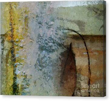 October Canvas Print by Lutz Baar