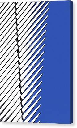 Geometric Canvas Print - Oculus No. 3 by Sandy Taylor