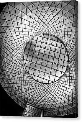 Skylight Canvas Print - Oculus Light by Jessica Jenney