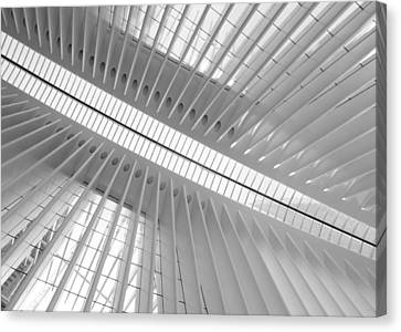 Oculus Skylight 2 Canvas Print
