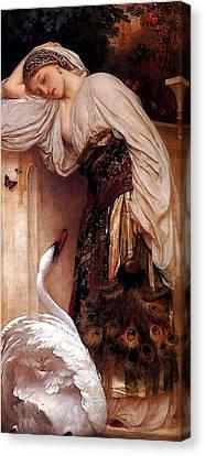 Odalisque  Canvas Print