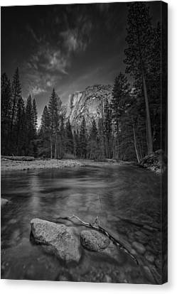 Ode To Ansel Adams Canvas Print