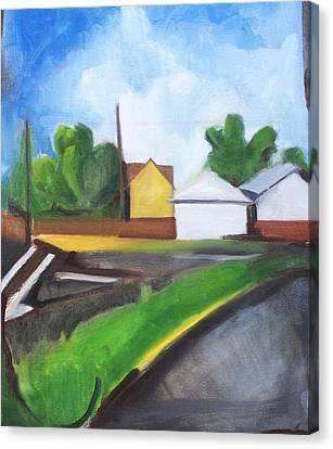 Off 80 Canvas Print by Ron Erickson