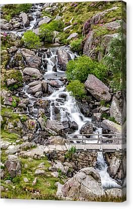 Ogwen Bridge Canvas Print