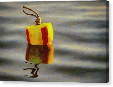 Oh Buoy Canvas Print by Jeff Kolker