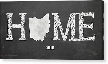 Oh Home Canvas Print