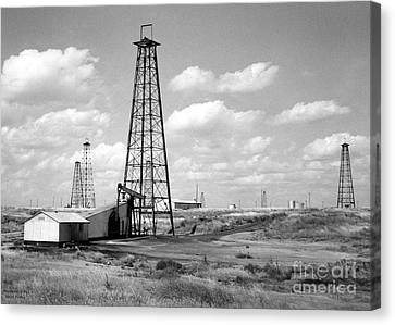 Oklahoma Crude Canvas Print
