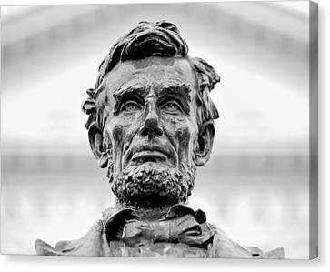 Old Abe Canvas Print by Todd Klassy