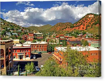 Old Bisbee Arizona Canvas Print