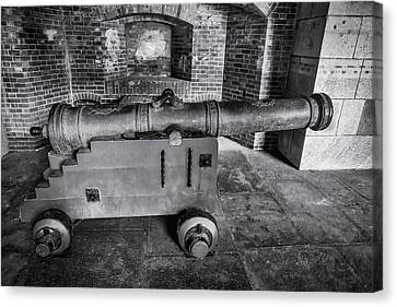 Old Canon Ft Point Canvas Print by Garry Gay