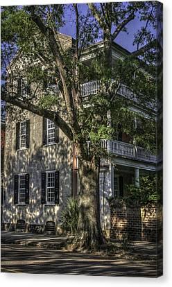Old Charleston V Canvas Print