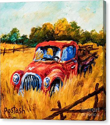 Old Friend Canvas Print by Igor Postash