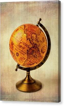 Old Globe Canvas Print by Garry Gay