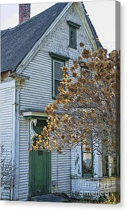 Old Home Canvas Print by Alana Ranney
