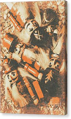 Old Nutcracker Infantry  Canvas Print by Jorgo Photography - Wall Art Gallery