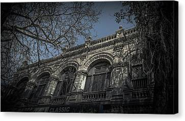 Old Opera House Canvas Print