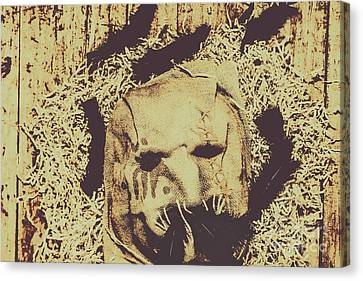 Old Outback Horrors Canvas Print by Jorgo Photography - Wall Art Gallery