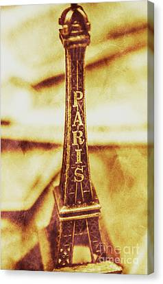 Old Paris Decor Canvas Print by Jorgo Photography - Wall Art Gallery