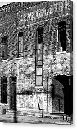 Canvas Print - Old Times by James Barber
